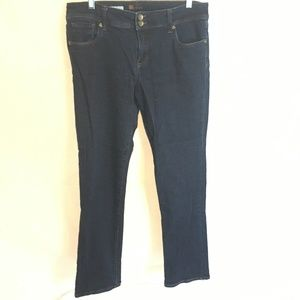 KUT from the Kloth size 14 Cameron Straight Jeans